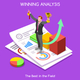 Business 12 People Isometric