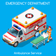 Hospital 18 People Isometric - GraphicRiver Item for Sale