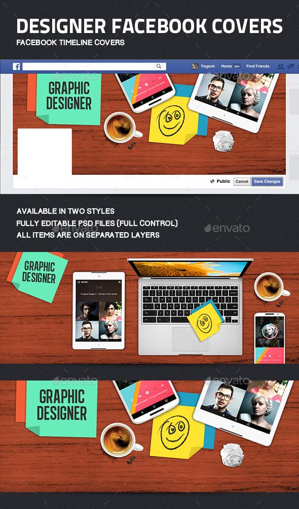 Designer Facebook Covers - Facebook Timeline Covers Social Media