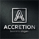 Accretion A Letter - GraphicRiver Item for Sale