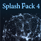 Water Splash Pack 4 - VideoHive Item for Sale