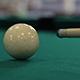 Blow To The Ball In Billiards - VideoHive Item for Sale