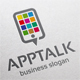 App Talk Logo - GraphicRiver Item for Sale