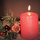 Red Candle - VideoHive Item for Sale