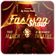 Fashion Show - Flyer [Vol.07] - GraphicRiver Item for Sale