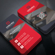 Shape Creative Business Cards - GraphicRiver Item for Sale