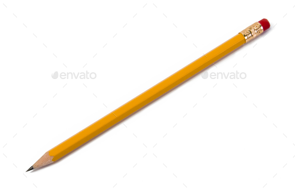 Pencil - Stock Photo - Images