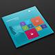 """Company Profile Square Brochure """"Windows"""" - GraphicRiver Item for Sale"""
