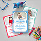 Baby Shower / Birthday Card - GraphicRiver Item for Sale