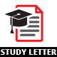 Study Letter Logo - GraphicRiver Item for Sale