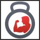 Fitness Gym Logo - GraphicRiver Item for Sale