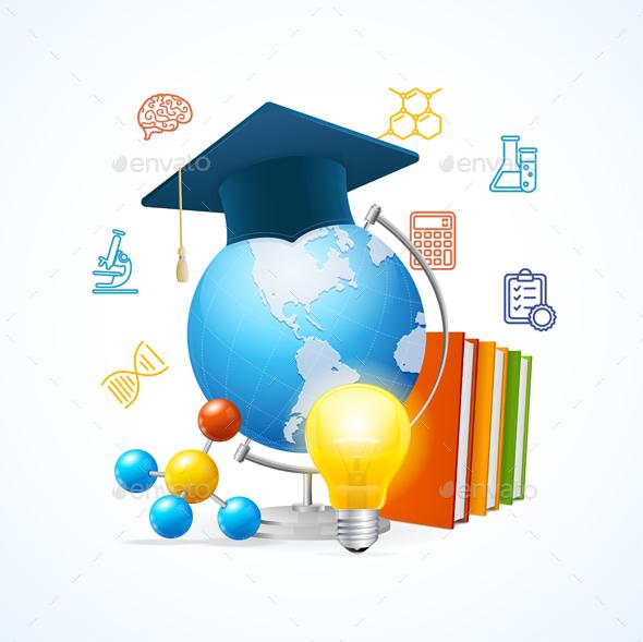 Education Sciense Concept - Miscellaneous Conceptual