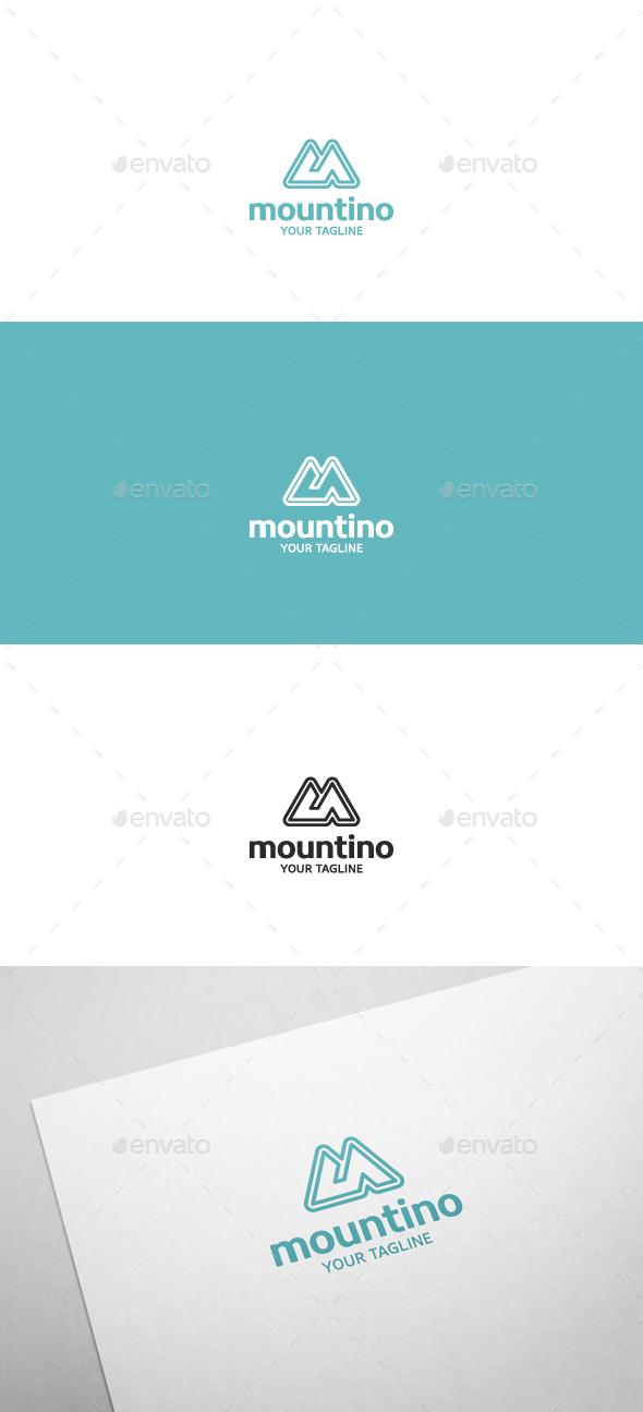 Mountino - Logo Template - Nature Logo Templates
