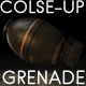 Close Up Grenade Logo - VideoHive Item for Sale