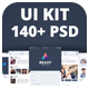 Ready Professional IOS Mobile UI Kit - GraphicRiver Item for Sale
