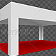 Tent Booth Perspective 01 - GraphicRiver Item for Sale