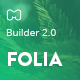 Folia - Modern Email Template + Builder 2.0  - ThemeForest Item for Sale