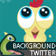 Chicken Twitter background - GraphicRiver Item for Sale