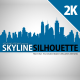 Skyline Silhouettes - VideoHive Item for Sale