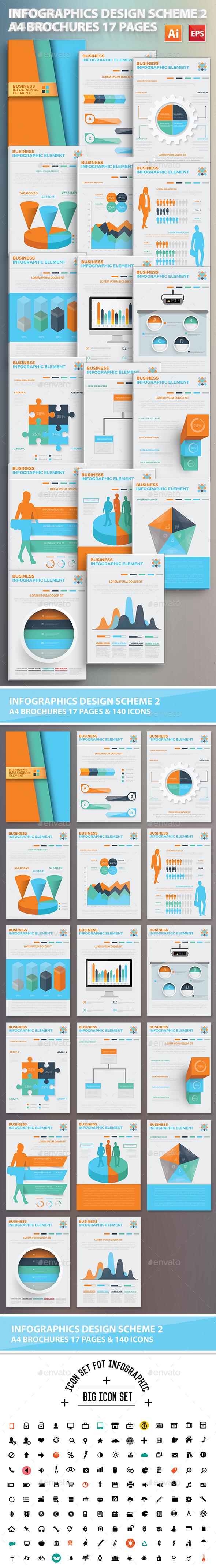 17 Elements Of Infographics Design Scheme 2 - Infographics