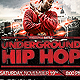 Underground Hip Hop Flyer - GraphicRiver Item for Sale