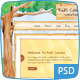 Kids Corner Creative - Hand painted PSD Nulled
