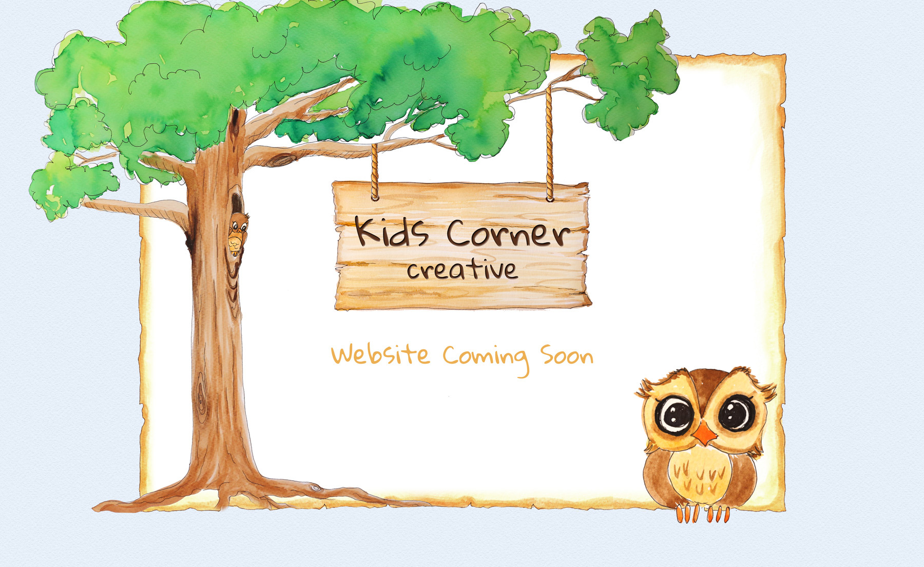 Kids Corner Creative - Hand painted PSD by dtbaker | ThemeForest