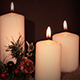 White Candles - VideoHive Item for Sale
