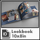 Fashion Lookbook Template - 10x8in - GraphicRiver Item for Sale