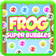 Frog - Super Bubbles HTML5 Game (CAPX)