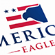 American Eagle Flag Logo Template - GraphicRiver Item for Sale
