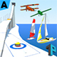 Air Water Ice Games - Ultimate Sport Package - 3DOcean Item for Sale