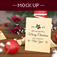 7 Christmas Card Mockups - GraphicRiver Item for Sale