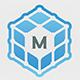 Matrix - Letter M Logo