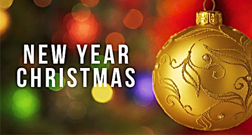 New Year + Christmas