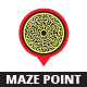 Maze Point Logo - GraphicRiver Item for Sale