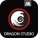 Dragon Studio Logo - GraphicRiver Item for Sale