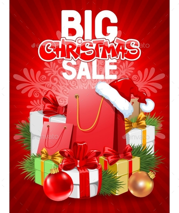 Christmas Sale - Christmas Seasons/Holidays