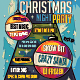 Christmas Night Party Flyer Template - GraphicRiver Item for Sale