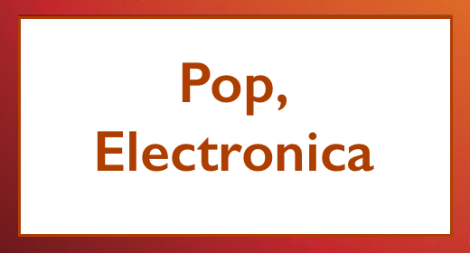 Pop, Electronica