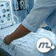 Nurse Covered Incubator with Blankets and Diapers - VideoHive Item for Sale