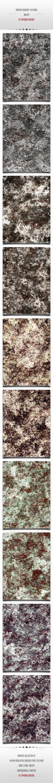 Cracked Masonry Textures - Stone Textures