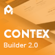 Contex - Email Templates Set + Builder 2.0 - ThemeForest Item for Sale