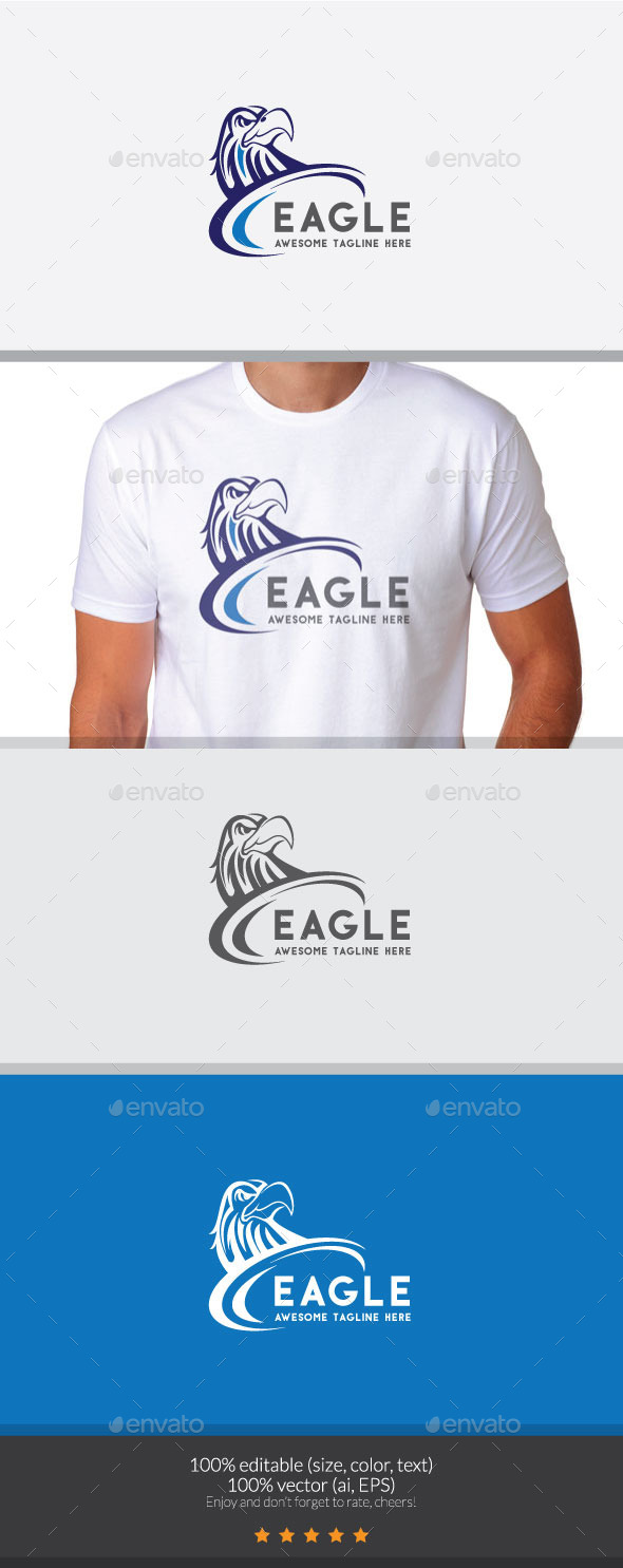 Eagle Logo - Animals Logo Templates