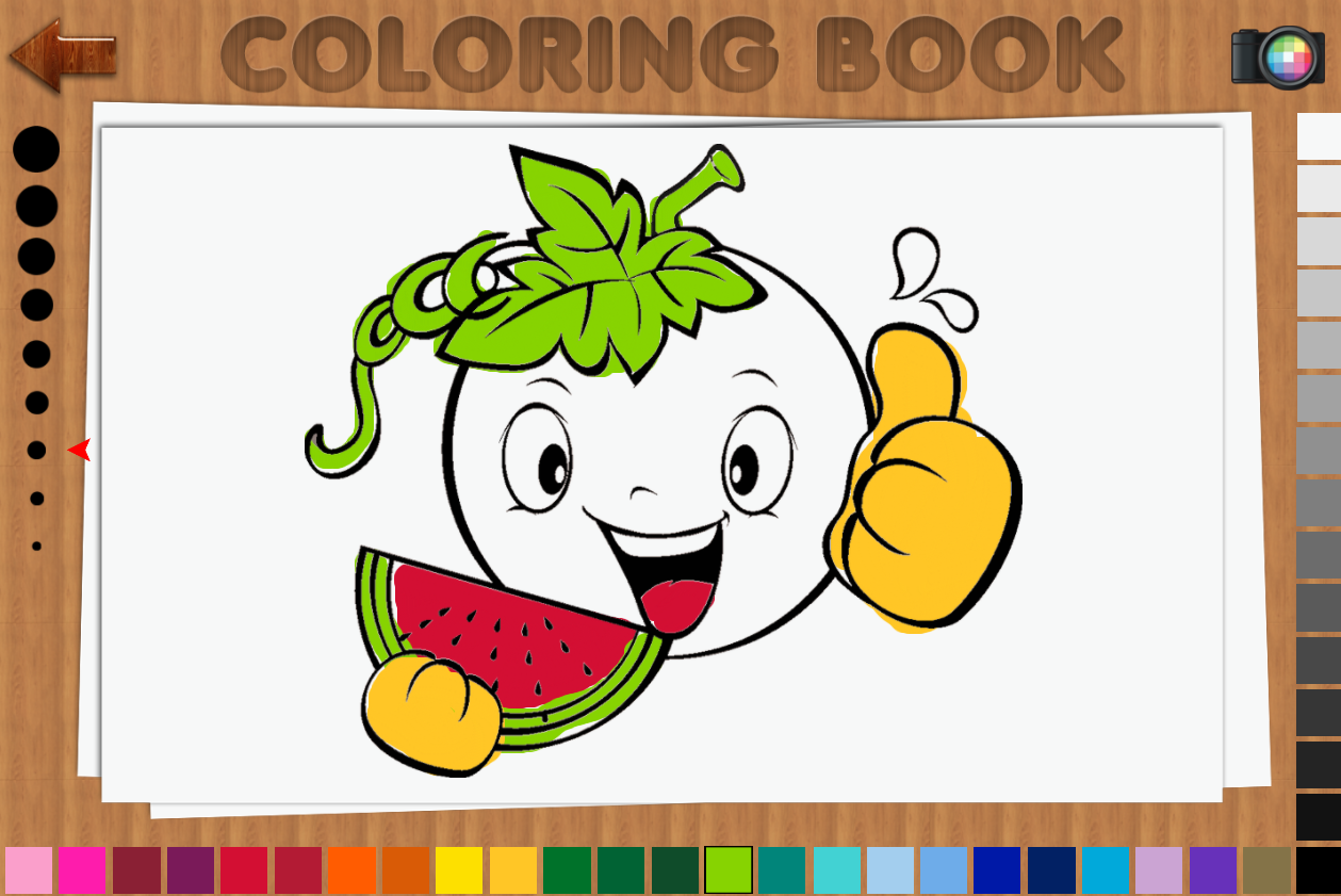 Coloring Book 48 Pages