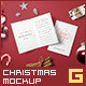 Christmas Mock-Up Creator - GraphicRiver Item for Sale