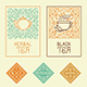 Tea Packaging Design Elements - GraphicRiver Item for Sale
