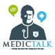 Medic Chat Logo Template - GraphicRiver Item for Sale