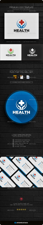 Health Care Logo - Humans Logo Templates