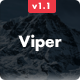 Viper - Responsive Email + Online Template Builder - ThemeForest Item for Sale
